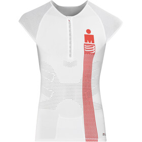 Compressport TR3 Ironman Edition , valkoinen
